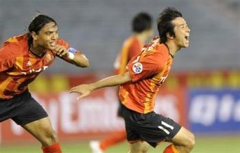 nagoya grampas soccer tamada win.jpg